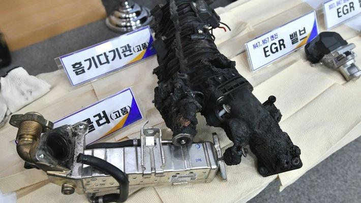 BMW đối mặt điều tra hình sự ở Hàn Quốc vì vụ xe tự bốc cháy