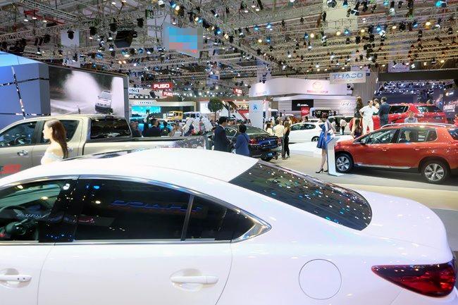 công nghiệp ô tô,sản xuất lắp ráp ô tô,ô tô nhập khẩu,nghị định 116,công nghiệp hỗ trợ,chính sách ô tô,nội địa hóa