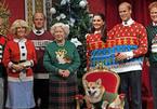 Giáng sinh độc đáo của Hoàng gia Anh