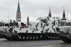 Uy lực khủng của 'Quái thú Bắc cực' Nga