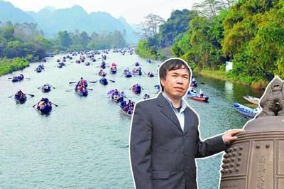 Đại gia Xuân Trường nói 'mời cũng chẳng làm' siêu dự án ở chùa Hương