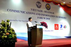 """Sản phẩm và dịch vụ """"Made in Viet Nam"""" có mặt tại Myanmar"""