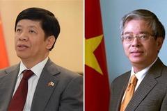 Thủ tướng ký quyết định nhân sự Bộ Ngoại giao