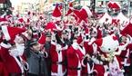 Giáng sinh ngập tràn yêu thương trên khắp thế giới