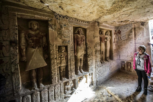 Mộ cổ,Ai Cập,Du lịch Ai Cập