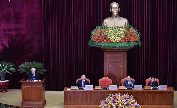Tổng bí thư,Chủ tịch nước,Nguyễn Phú Trọng,hội nghị Trung ương 9,Trung ương 9,nhân sự khóa 13