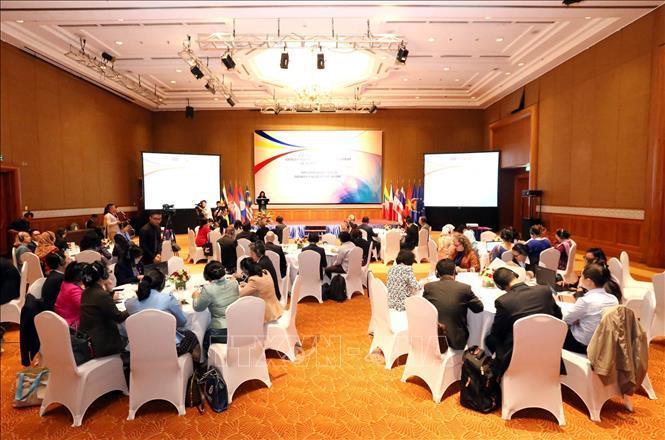 ASEAN thúc đẩy bình đẳng giới ở nơi làm việc