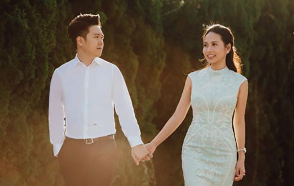 Ca sĩ Lê Hiếu chuẩn bị cưới vợ