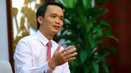 Ngày của tỷ phú Trịnh Văn Quyết: Vợ đút túi ngàn tỷ, chồng vào đường bay tỷ USD