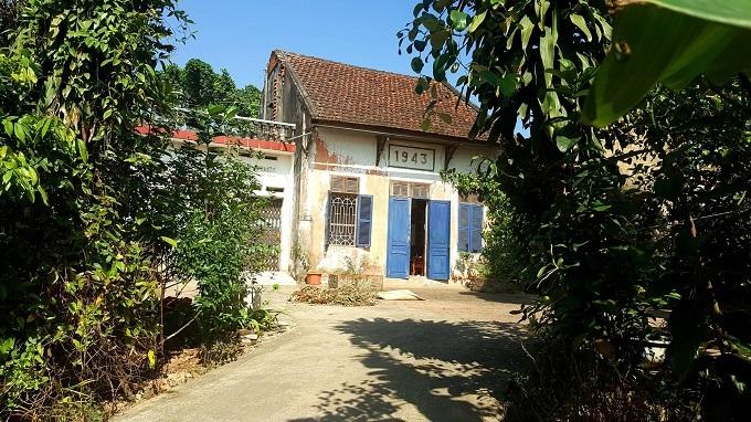 Bí ẩn những căn hầm dưới nền biệt thự cổ ở Hà Nam