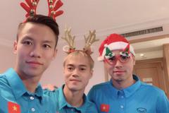 """Đức Huy: """"Giáng sinh này các cháu ước gì để ông cho 2 con tuần lộc Quế Hải, Văn Toàn chiều lòng?"""""""