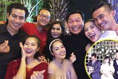 Trương Nam Thành làm tiệc cưới vợ đại gia vào đêm Giáng sinh