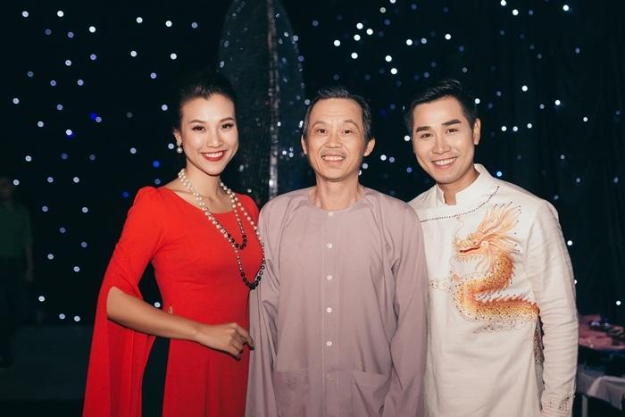 Hoài Linh,Nguyên Khang,Hoàng Oanh