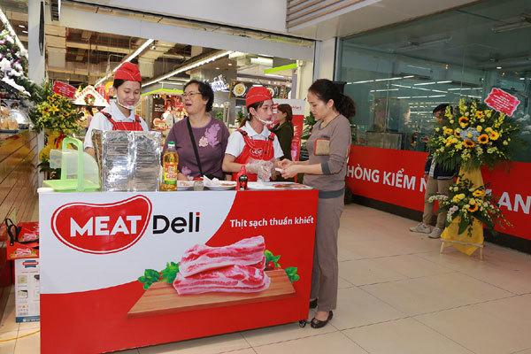 Khánh thành tổ hợp chế biến thịt MNS Meat Hà Nam