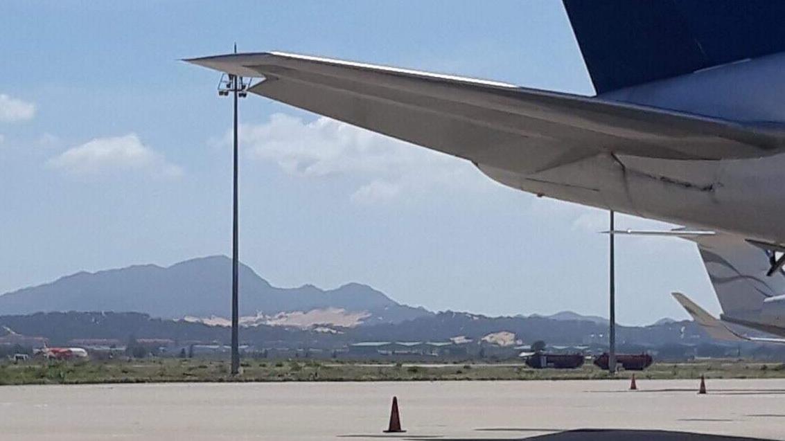 Vietjet Air,Cam Ranh,sự cố máy máy bay