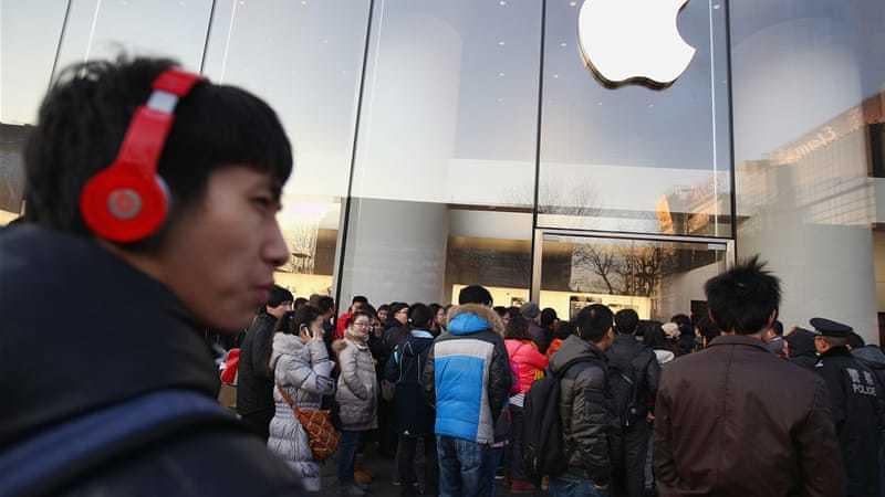 Apple lưu trữ dữ liệu người dùng ngay tại Trung Quốc