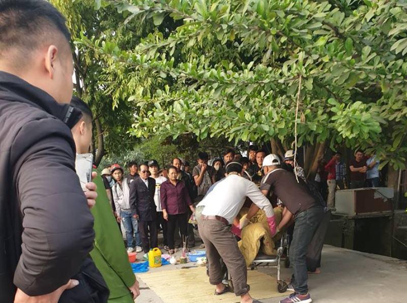 Thanh niên đất Cảng chết co quắp dưới cống nước, nghi bị giết