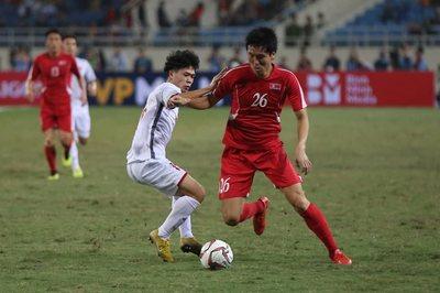 Link xem Việt Nam vs CHDCND Triều Tiên, 19h00 ngày 25/12