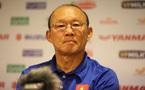 """Thầy Park: """"Tuyển Việt Nam không được thủng lưới trước ở Asian Cup 2019"""""""