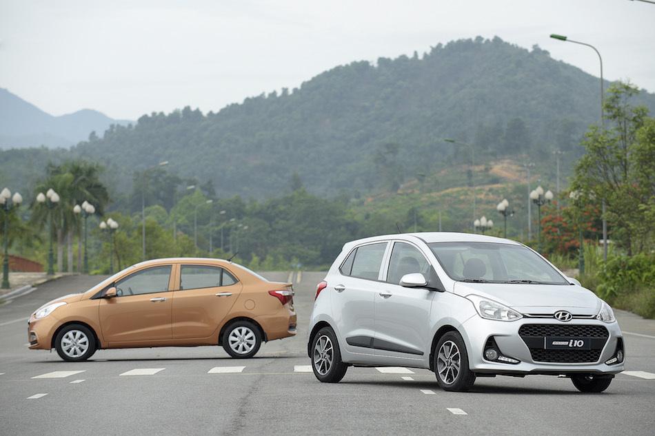 Top 10 mẫu ô tô rẻ nhất Việt Nam 2018