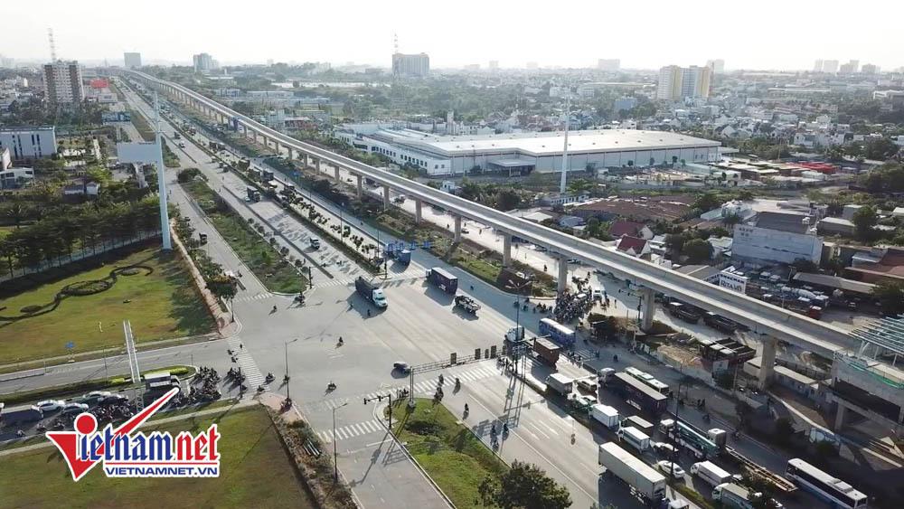 Tường vây metro thay thiết kế: Trưởng ban quản lý đường sắt đô thị lên tiếng