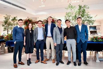 Không gian đẳng cấp của CDC Home Design Center ở Hà Nội