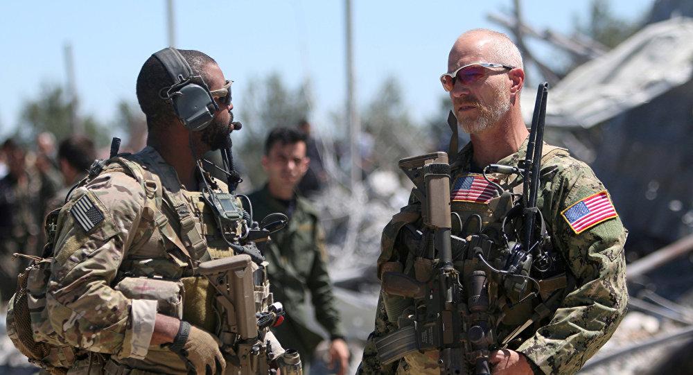 Mỹ rút quân khỏi Syria do ông Trump bị hăm dọa?