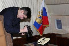 Cậu bé đặc biệt được Putin mời thăm chuyên cơ tổng thống