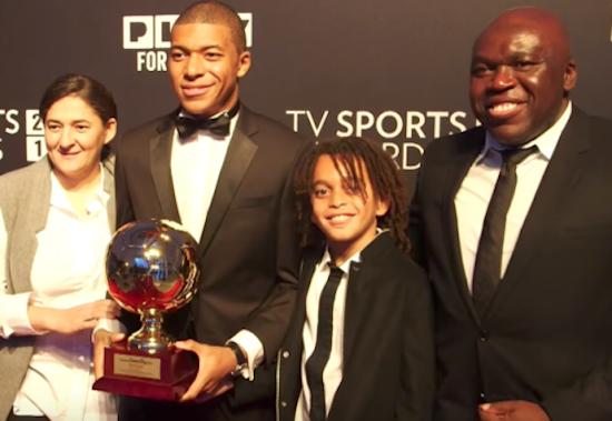 người trẻ,giới trẻ,Kylian Mbappe,người nổi tiếng,cầu thủ bóng đá