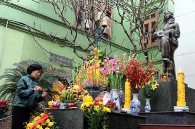 Lễ giỗ chung 287 người ở Khâm Thiên bị bom B52 sát hại