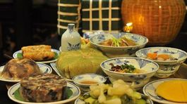 Những món ăn mang lại may mắn vào dịp Tết trên thế giới