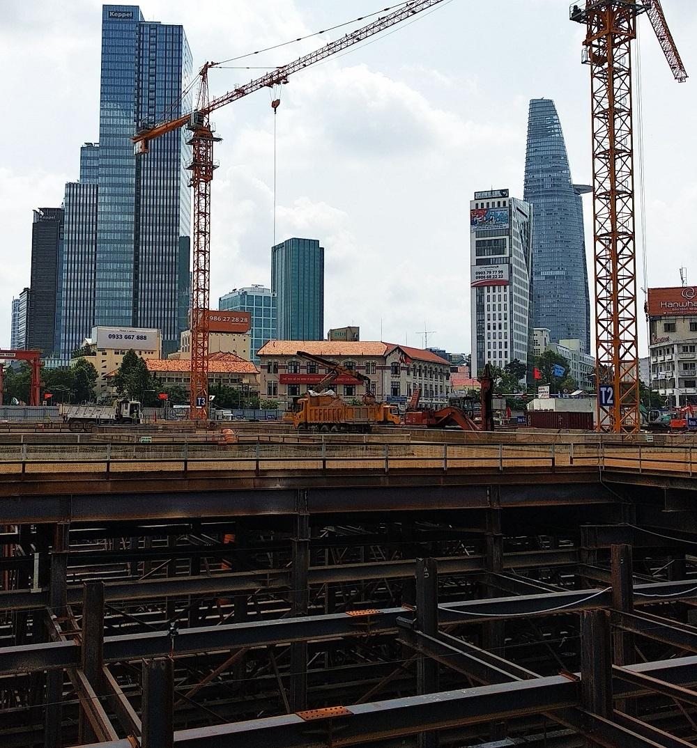 metro,metro số 1,Sài Gòn,đường sắt đô thị