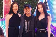 Lý Liên Kiệt khoe hai con gái xinh đẹp sau nhiều năm giấu kín