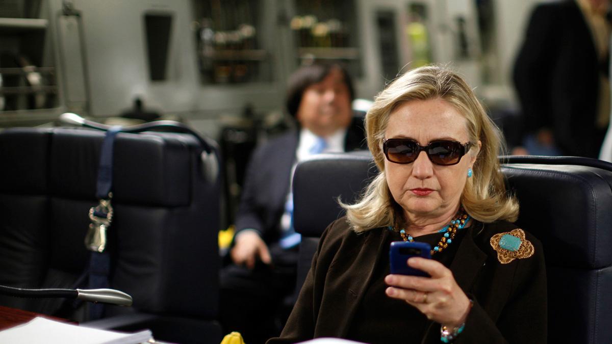FBI bác bỏ khả năng e-mail của bà Clinton bị hacker Trung Quốc xâm nhập