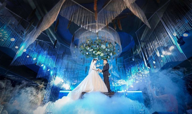 Đám cưới nghìn tỷ,Hôn nhân,Tình yêu