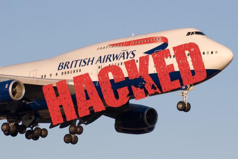380.000 hành khách của British Airways bị đánh cắp dữ liệu