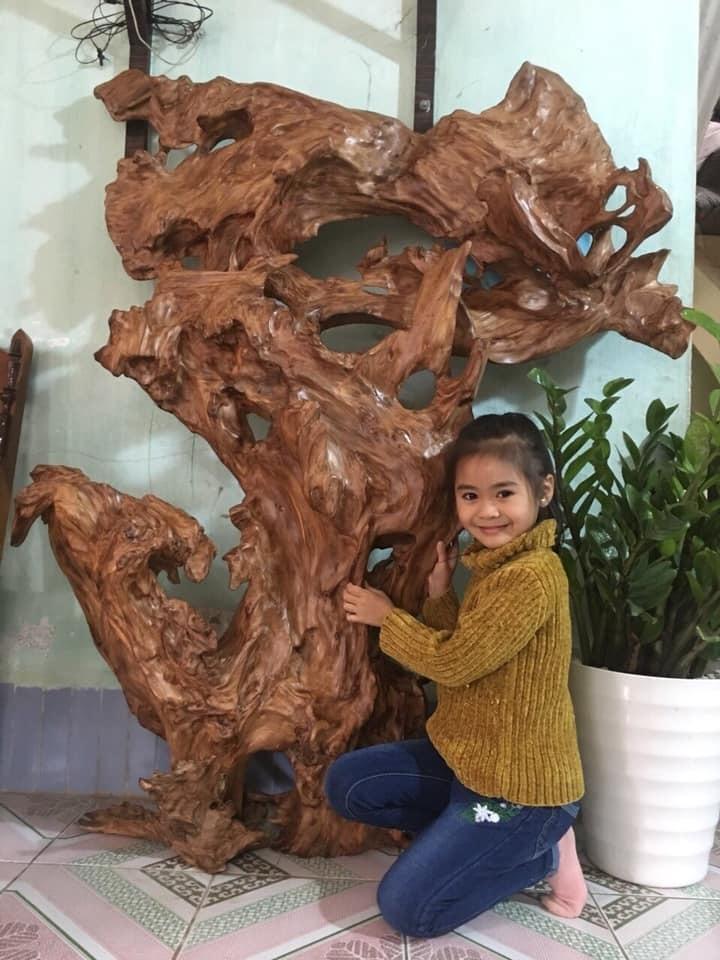 siêu phẩm,gỗ lũa,Hà Giang