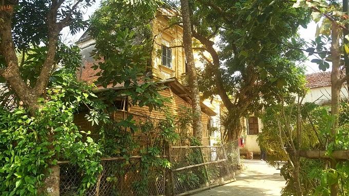 Ngôi biệt thự 90 năm tuổi, khách trả chục tỷ không bán ở Hà Nam