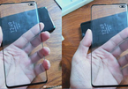 Hình ảnh cho thấy Galaxy S10+ của Samsung sẽ có màn hình đục lỗ