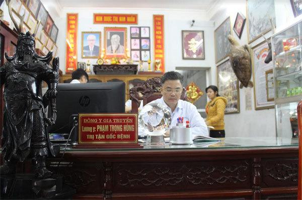 Lương y Phạm Trọng Hùng chia sẻ cách chữa bệnh xương khớp