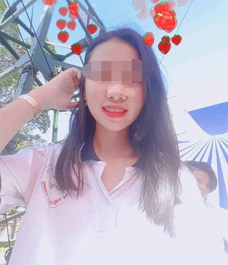 nữ sinh,Tiền Giang