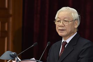 Toàn văn phát biểu của Tổng bí thư, Chủ tịch nước bế mạc hội nghị TƯ 9