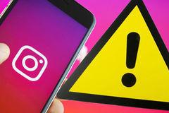 Instagram sập trên toàn cầu
