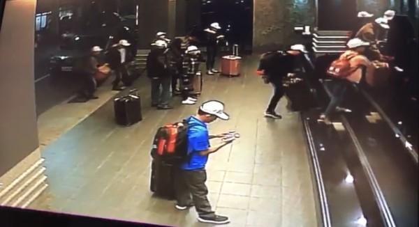Lộ hình ảnh 152 du khách Việt tại thời điểm 'mất tích' ở Đài Loan