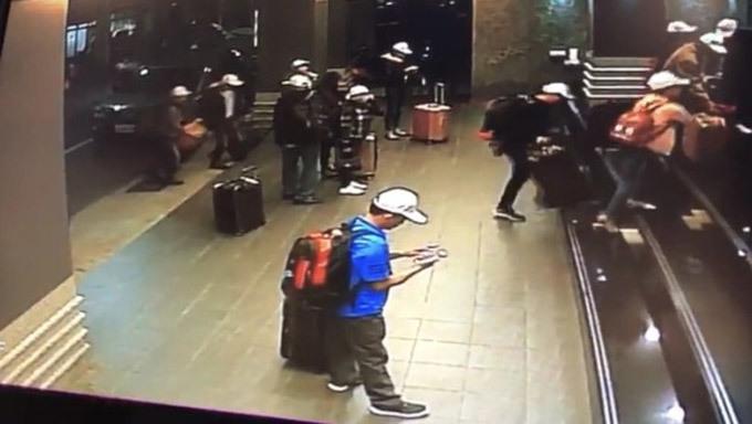 Thế giới 24h: Hình ảnh các du khách Việt nghi bỏ trốn ở Đài Loan
