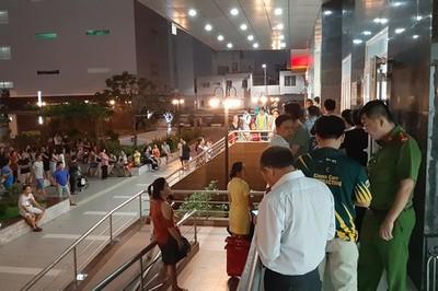 Hỗn loạn chung cư Sài Gòn, Trưởng Ban quản trị kêu cứu
