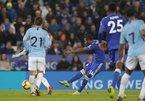 Leicester ngược dòng quật ngã Man City