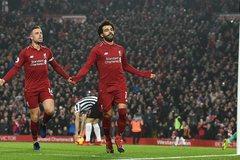 """Salah chói sáng, Liverpool thắng """"4 sao"""" trong ngày Boxing Day"""
