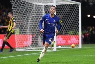 Hazard hóa người hùng, Chelsea thắng nghẹt thở Watford