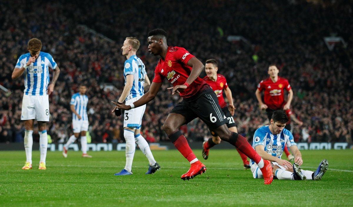 MU,Ole Gunnar Solskjaer,Jose Mourinho,Huddersfield,MU vs Huddersfield